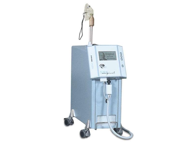 Sauerstofftherapie nach Ardenne als wirkungsvoller Bestandteil unseres Therapiekonzeptes bei Makuladegeneration