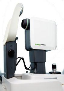Die Netzhaut Untersuchung in der Praxis für alternative Augenheilkunde